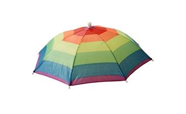 8654d2677e644 Rainbow Umbrella Hat
